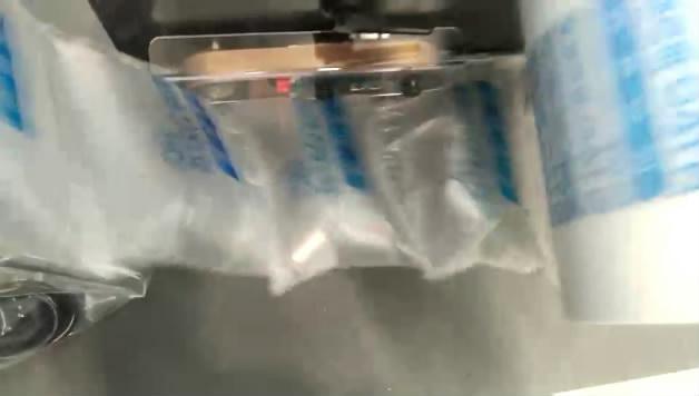 Inflatable bag inflator using video